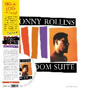 ROLLINS, SONNY - FREEDOM SUITE (+CD)