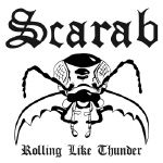SCARAB - ROLLING LIKE THUNDER (2CD)