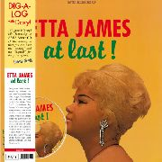 JAMES, ETTA - AT LAST! (+CD/IT)