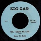 KAMA-DEL-SUTRA - SHE TAUGHT ME LOVE/COME ON UP