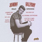 HALLYDAY, JOHNNY - MULTI VERSIONS