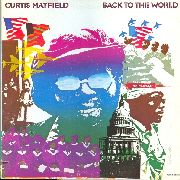 MAYFIELD, CURTIS - BACK TO THE WORLD (180GR)