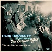 HARDESTY, HERB -& HIS BAND THE DOMINO EFFECT- - WING & FEDERAL RECORDINGS '58-'61