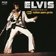 PRESLEY, ELVIS - AS RECORDED AT MADISON SQUARE GARDEN (2LP)