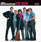 SONICS - THE WITCH EP