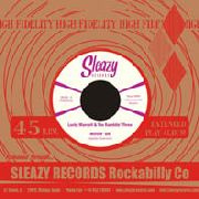 LUCKY MARCELL & THE RAMBLIN' THREE - MOVIN' ON