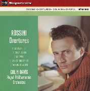 DAVIS, COLIN -& ROYAL PHILHARMONIC ORCHESTRA- - ROSSINI: OVERTURES
