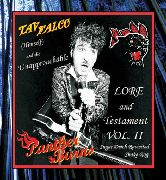 FALCO, TAV -& THE PANTHER BURNS- - LORE & TESTAMENT, VOL. 2 (2CD)