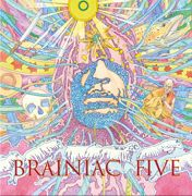 "BRAINIAC 5 - SPACE IS THE PLACE (10"")"