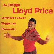 PRICE, LLOYD - THE EXCITING LLOYD PRICE