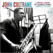 COLTRANE, JOHN - MY FAVORITE THINGS/AFRICA/BRASS (2LP)