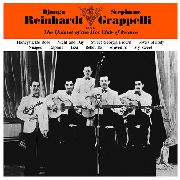 REINHARDT, DJANGO -& STEPHANE GRAPPELLI- - WITH THE QUINTET OF THE HOT CLUB OF FRANCE
