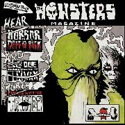 MONSTERS - THE HUNCH (+CD)