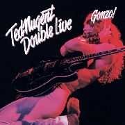 NUGENT, TED - DOUBLE LIVE GONZO (2LP)