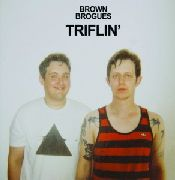 BROWN BROGUES - TRIFLIN'