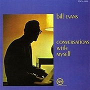 EVANS, BILL - CONVERSATIONS WITH MYSELF (180G)