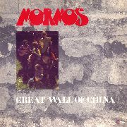 "MORMOS - GREAT WALL OF CHINA (+7"")"