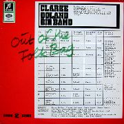 CLARKE BOLAND BIGBAND - OUT OF THE FOLK BAG