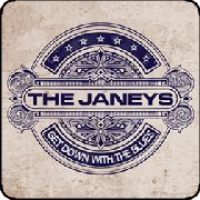 JANEYS - GET DOWN WITH THE BLUES