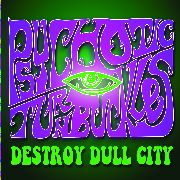 PSYCHOTIC TURNBUCKLES - DESTROY DULL CITY (2CD)