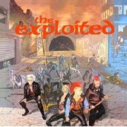 EXPLOITED - TROOPS OF TOMORROW (2LP/UK)