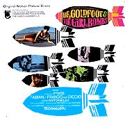 VARIOUS - DR. GOLDFOOT & THE GIRL BOMBS O.S.T.