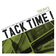 "TRIONYX - TACK TIME! (10"")"