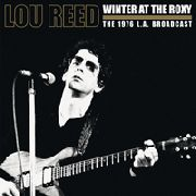 REED, LOU - WINTER AT THE ROXY (2LP/BLACK)