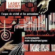 LASRY-BASCHET - INSTRUMENTS NON-ELECTRONIQUE