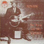 BROONZY, BIG BILL - THE YOUNG BIG BILL BROONZY