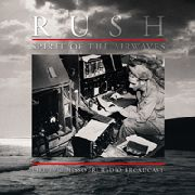 RUSH - SPIRIT OF THE AIRWAVES (2LP/BLACK)