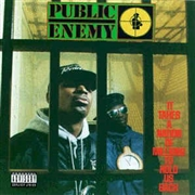 PUBLIC ENEMY - (180G) IT TAKES A NATION OF MILLIONS TO HOLD US BACK