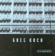 KOCH, GREG - DEFENESTRATOR
