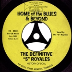 """5"" ROYALES - DEFINITIVE ""5"" ROYALES: HOME OF THE... (2CD)"