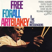 BLAKEY, ART -& THE JAZZ MESSENGERS- - FREE FOR ALL