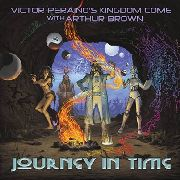 PERAINO, VICTOR -'S KINGDOM COME WITH ARTHUR BROWN- - JOURNEY IN TIME (+ DVD)
