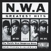 N.W.A. - GREATEST HITS (2LP)