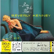 KENNEY, BEVERLY - BORN TO BE BLUE (+CD)