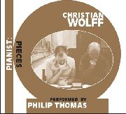 WOLFF, CHRISTIAN -PERFORMED BY PHILIP THOMAS- - PIANIST: PIECES (3CD)