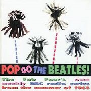 BEATLES - (VOL. 1) COMPLETE POP GO THE BEATLES (4LP BOX)