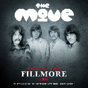 MOVE - LIVE AT THE FILLMORE 1969 (2LP)