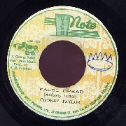 TAYLOR, CHOKEY/SOLID FOUNDATION BAND - FALSE DREAD/RHYTHM