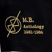 MB - ANTHOLOGY 1981-1984 (2CD/BLACK COVER)
