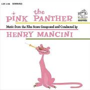 MANCINI, HENRY - THE PINK PANTHER O.S.T.