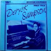 SAMPSON, DERYCK - BOOGIE EXPRESS 1943-1944