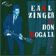 "ZINGER, EARL -& DON ROGALL- - VOL. 1 (10"")"