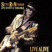 VAUGHAN, STEVIE RAY - LIVE ALIVE (2LP)