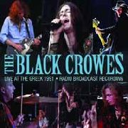 BLACK CROWES - LIVE AT THE GEEK, LA 1991 (2LP)