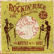 VARIOUS - ROCKIN' RACE JAMBOREE: THE BATTLE OF THE DJ'S