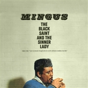 MINGUS, CHARLES - (USA) THE BLACK SAINT AND THE SINNER LADY